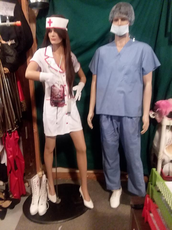 Doctor & Nurse